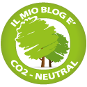 il mio blog CO2 neutral