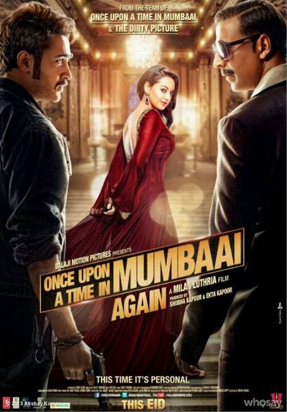 Sneak peak : Once Upon a Time in Mumbai Again starring Akshay, Imran & Sonakshi