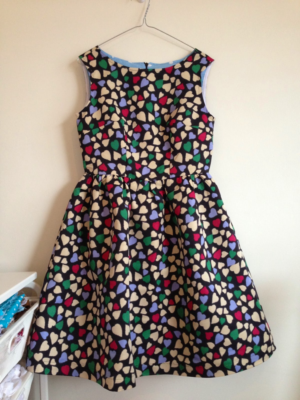 Heart Emery Dress