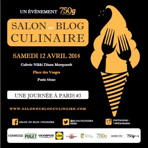Paris Bloggers Culinary Event