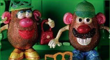 Neiman Marcus M. & Mrs. Potato Head
