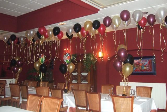 Decoracion Fiesta Grado Hombre ~ Decoraci?n con globos de Todo Fiesta DECORACIONES PARA CUMPLEA?OS