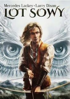 """Lot sowy"" Mercedes Lackey, Larry Dixon - recenzja"