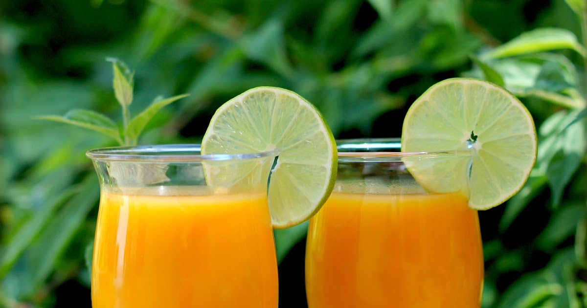 Resep Minuman Dengan Mangga