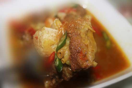 Resep Pindang Daging Iga Sapi  –  Aneka Masakan Nusantara