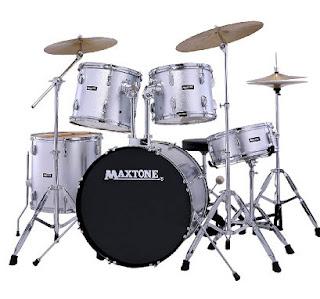 Барабаны Maxtone MXC6004-CP