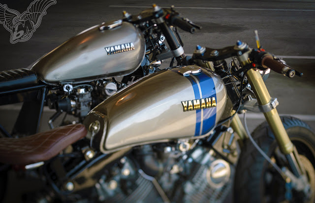 yamaha virago and xs850 customs | spin cycle