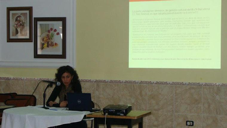 Marcela Zena. Licenciada en Comunicación (Facultad de Ciencias Sociales - UBA).