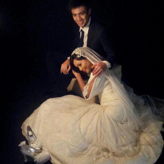 Foto Perkahwinan Liana Rafiai | Majlis Resepsi 8 September 2012