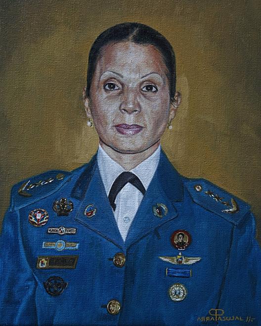 Coronela Peña