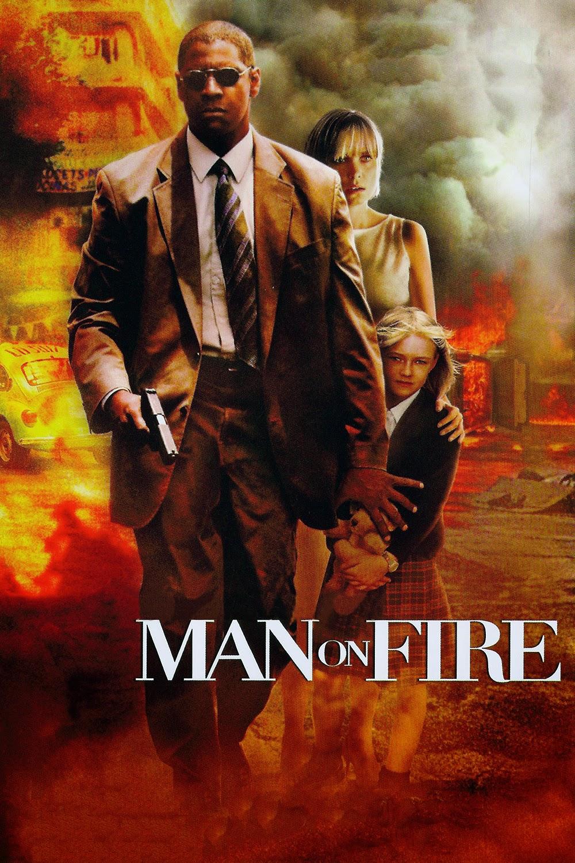 MAN ON FIRE คนจริงเผาแค้น [HD]