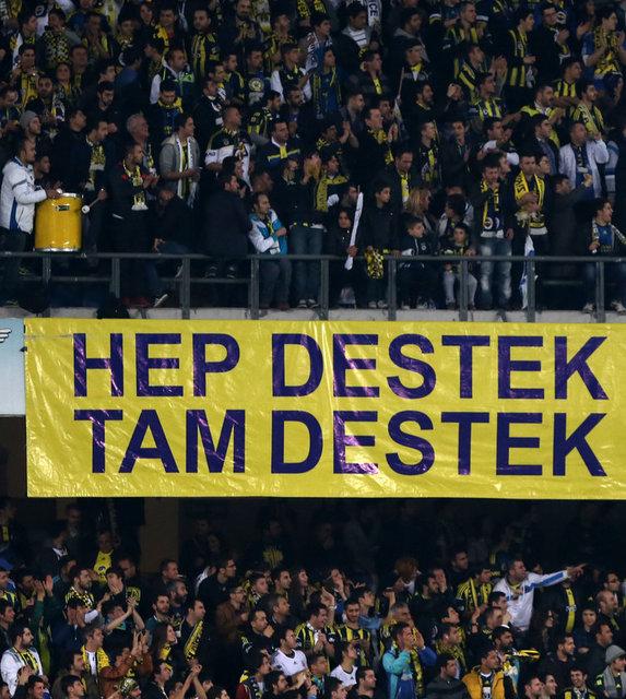 destek Fenerbahçe 4 1 Bursaspor | Doğru Oyun Güzel Skor