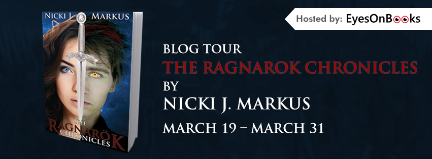 The Ragnarök Chronicles Blog Tour & Giveaway