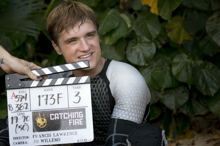 Josh Hutcherson The Academy The Hunger Games Catching Fire