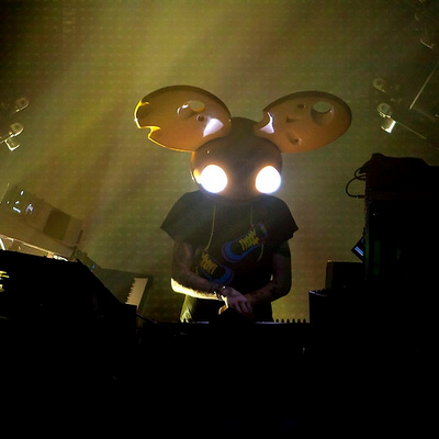 deadmau5, South Africa Tour