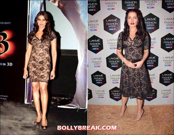 - Bollywood Actresses Wearing Same Dresses
