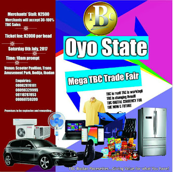 OYO TBC MEGA TRADE FAIR