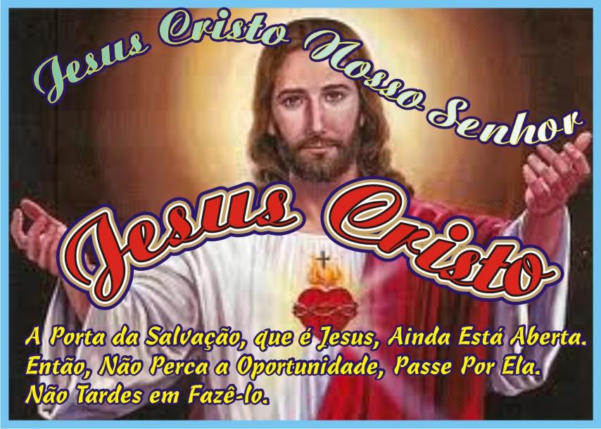 Jesus Nosso Eterno Senhor & Salvador