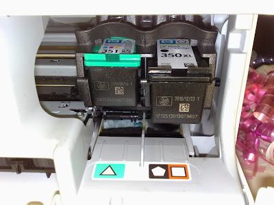 cartuchos de tinta para impresoras de inyección