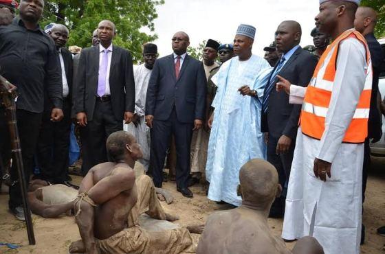 Boko Haram members apprehended in Borno community
