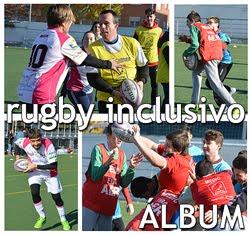 Rugby Día de la Discapacidad: Fotos