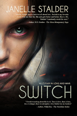 Cover Reveal: Switch by Janelle Stalder