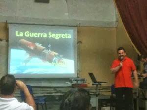 CONFERENZA UFOLOGICA CARINI ( PA ) 07 SETTEMBRE 2013