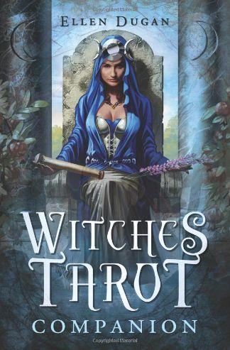 Witches Tarot ellen dugan mark evans ไพ่ทาโรต์ แม่มด wicca วิคคา pagan tarot Llewellyn ไพ่ยิปซี สามมิติ คอมพิวเตอร์ cgi computer graphic ราชินีพระจันทร์ สังฆราชหญิง High Priestess