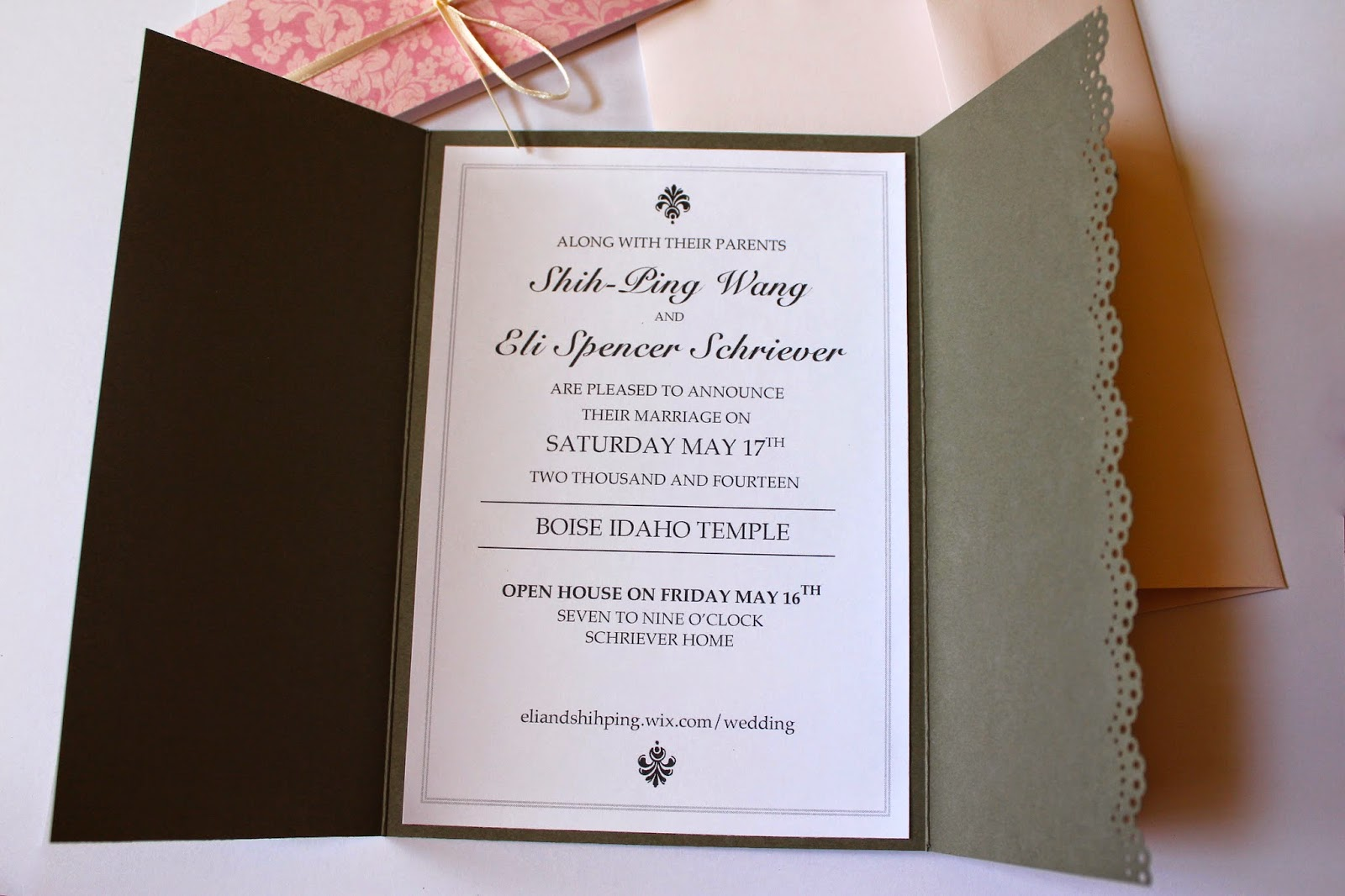 diy wedding invitations - Wedding Invitations Costco