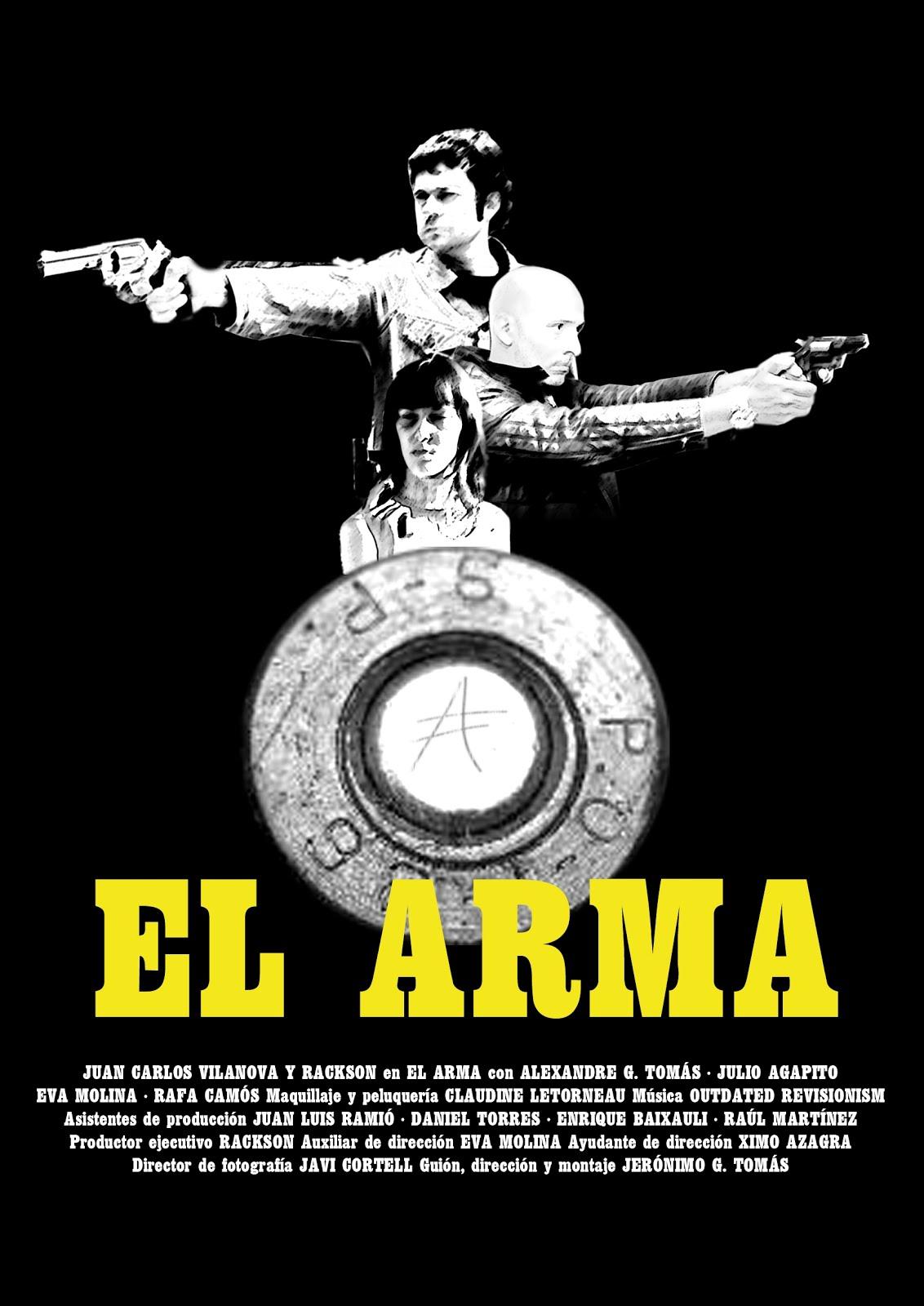 El arma / The Weapon (ver cortometraje)
