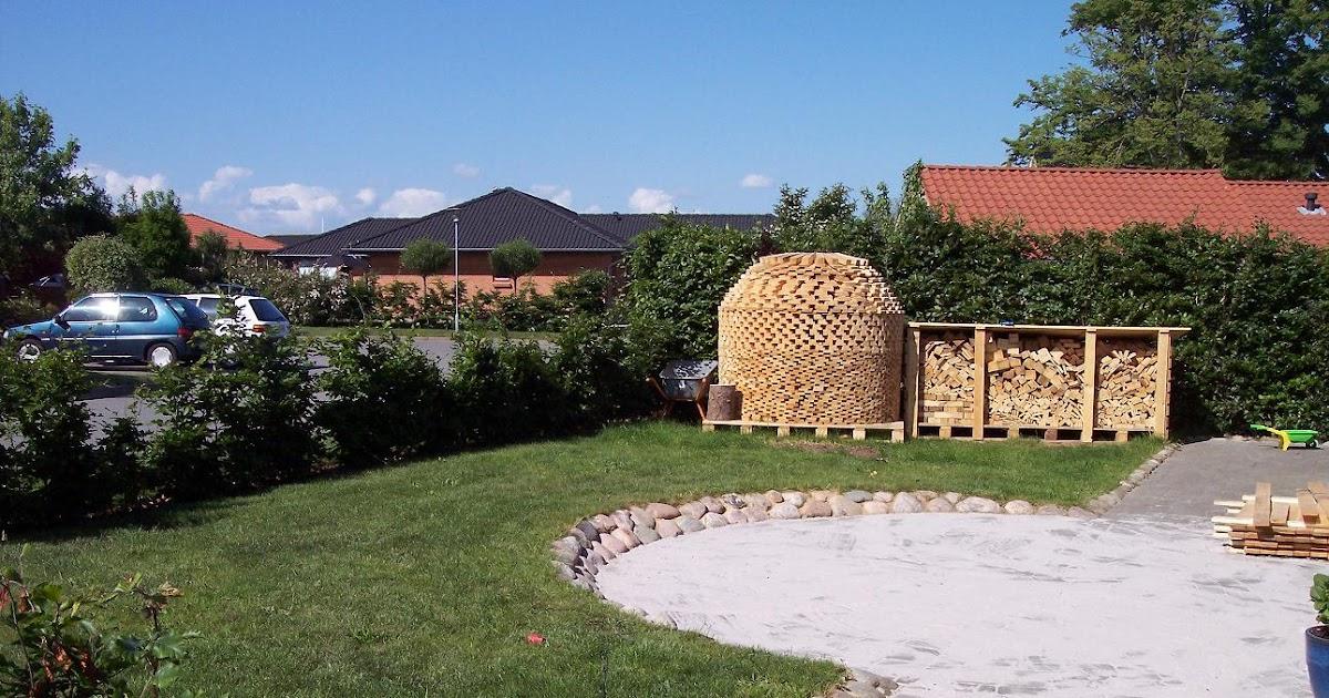 Haveprojektet i vrold: forhave med pergola