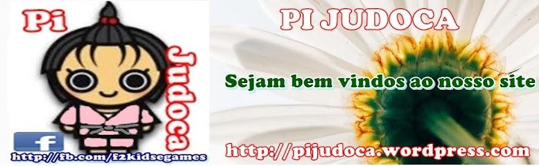 Judoca Pi | Fabrícia Elissa | Pi Judô | Pi a Judoca