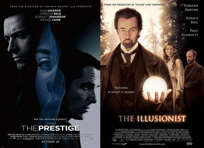 03. The Prestige | The Illusionist – 2006