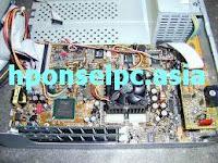 Cara memperbaiki CPU Computer mengeluarkan bunyi keras