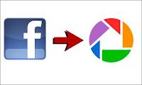 Move2Picasa: Transfer Foto Facebook Ke Picasa