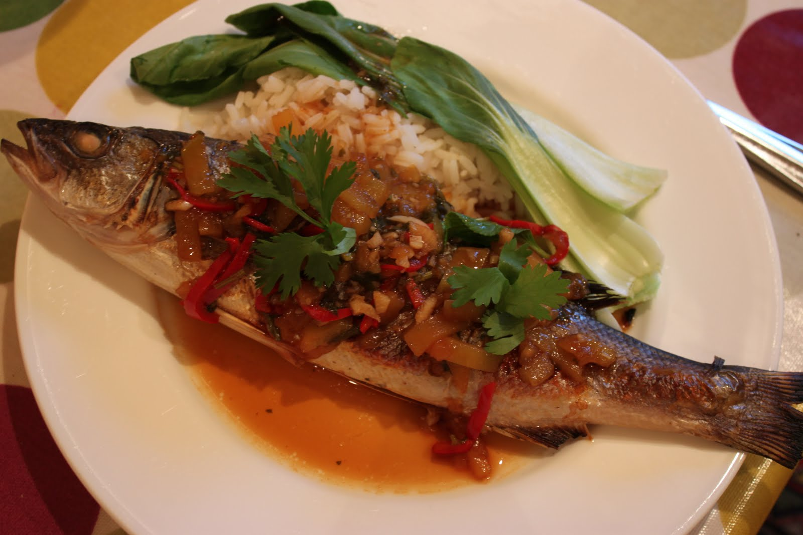 recipe: grilled whole fish thai [10]