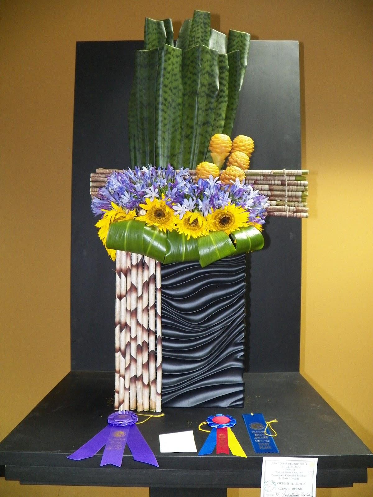 Arreglos florales creativos dise o tapiz - Arreglos florales creativos ...