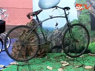 Keunikan Jambore Sepeda Lipat Antik