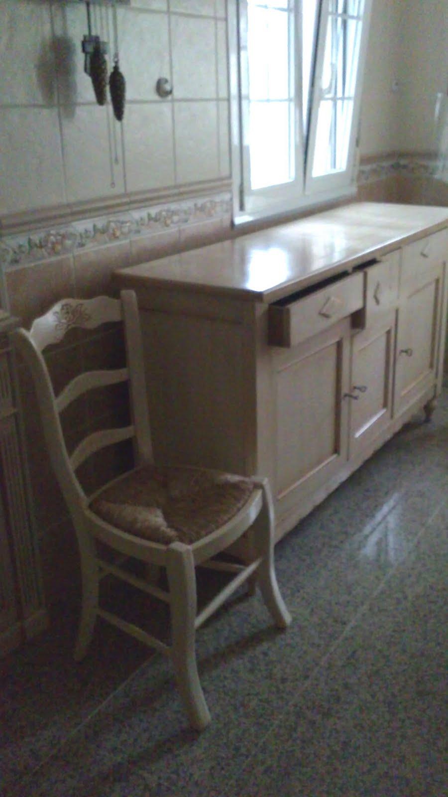 Mondecor s l cambiar tus muebles oscuros por otros claros - Como cambiar de color un mueble ...