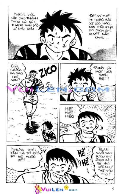 Jindodinho - Đường Dẫn Đến Khung Thành III  Tập 43 page 5 Congtruyen24h