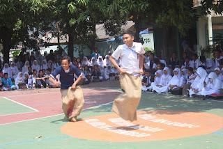 Kegiatan Lomba 17 Agustus 2014 SMA Negeri 110