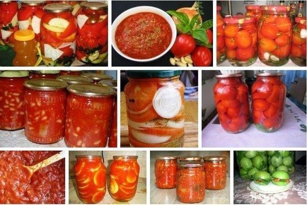салат закуска с помидорами и хреном рецепт