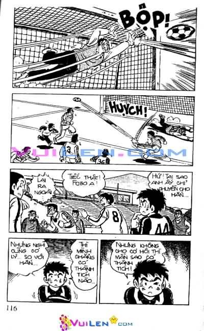 Jindodinho - Đường Dẫn Đến Khung Thành III  Tập 11 page 116 Congtruyen24h