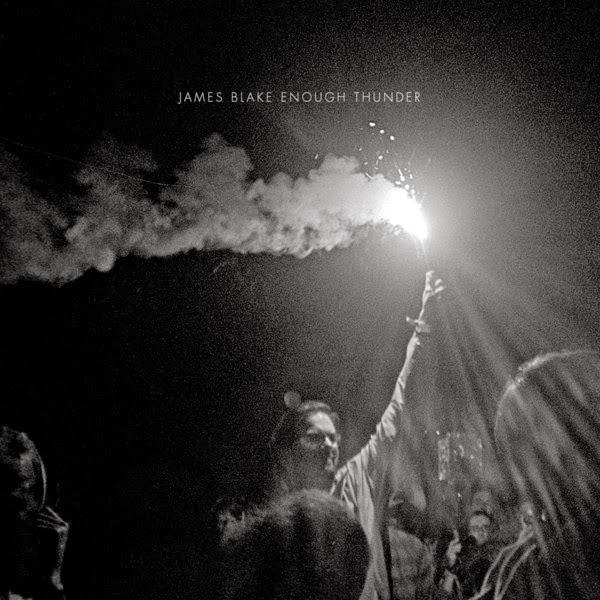 James Blake - Enough Thunder - EP Cover