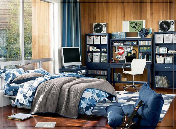 Bedrooms Teenagers