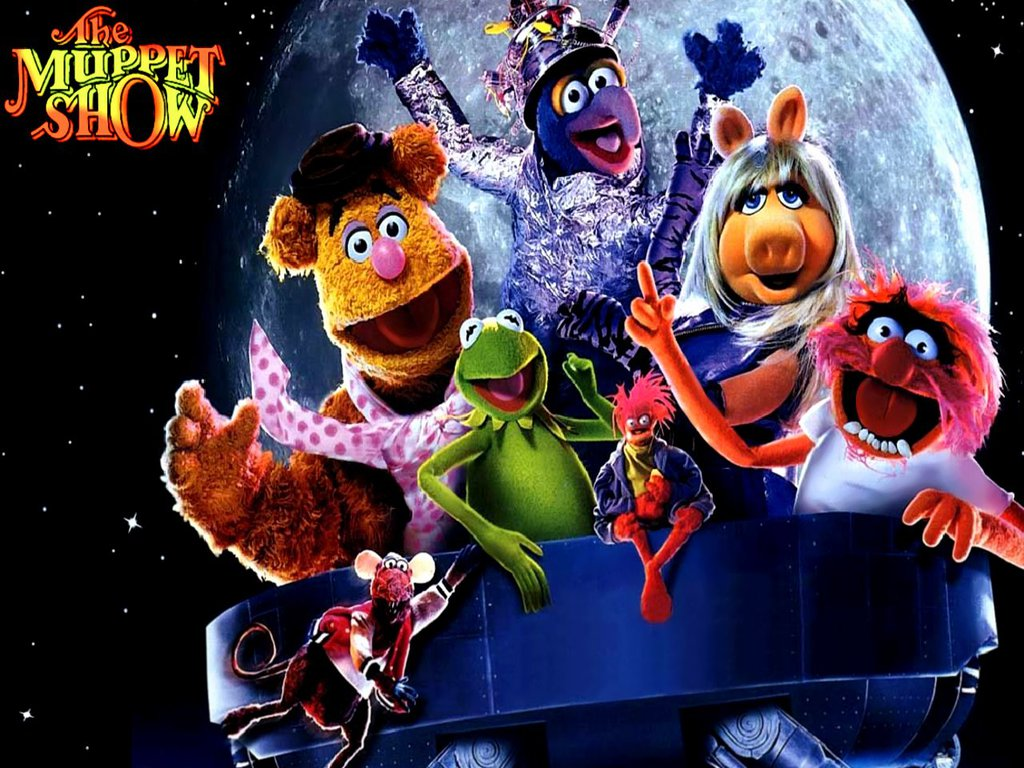 The Muppet Show Cartoon Musical