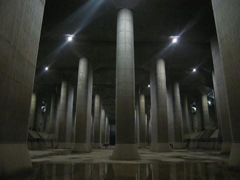 Saluran Tanki Air Bawah Tanah