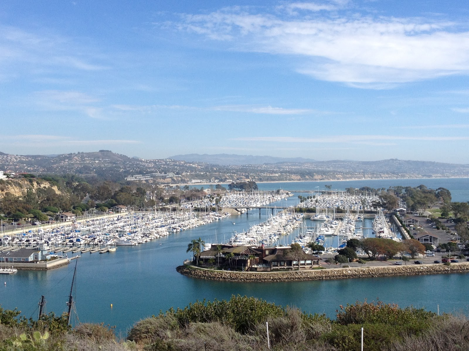 Kelsey kay explore orange county dana point harbor for Dana point harbor fishing