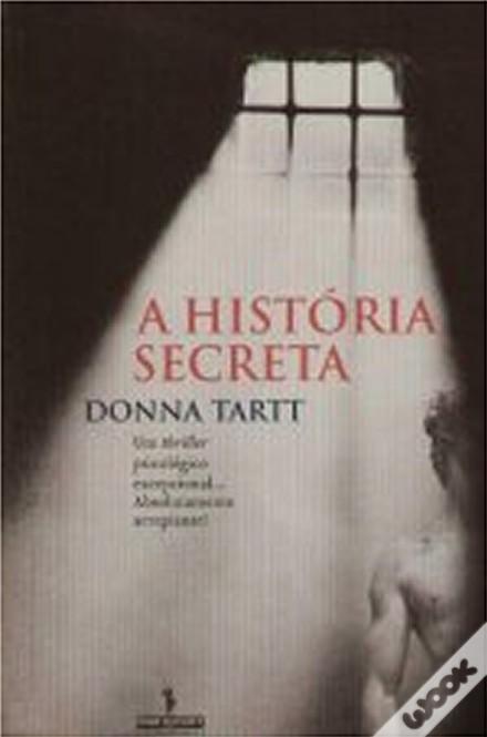 """""""A História Secreta"""" de Donna Tart"""