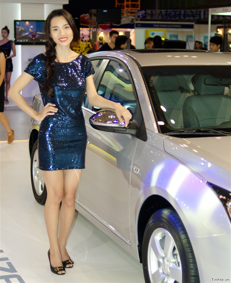 2011 Vietnam Motor Show Girls Carsfresh